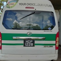 Green Band 18-Seater Maxi