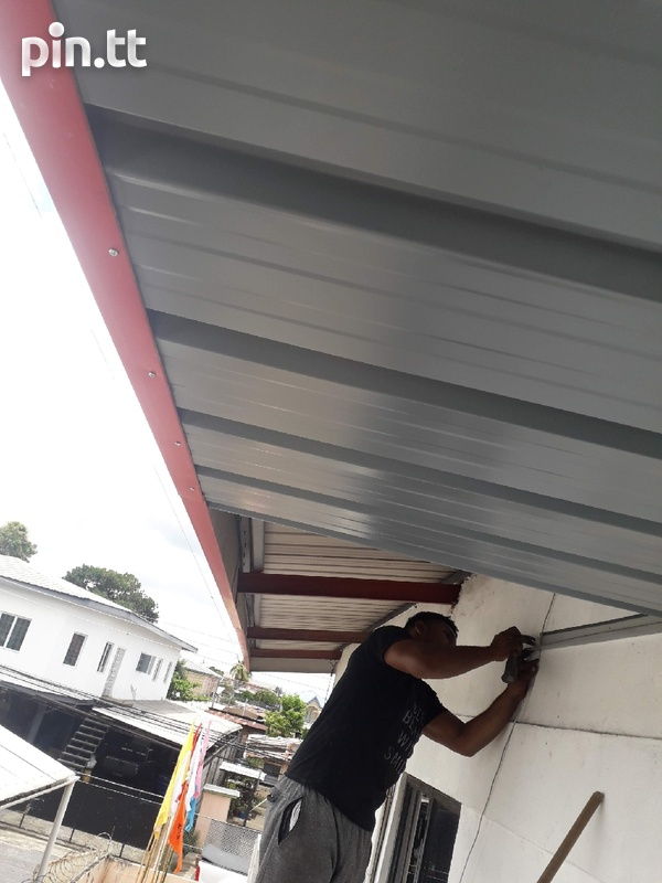 Under ceiling and Painting services-1