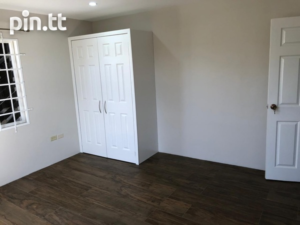 CHAGUANAS UNFURNISHED 2 BEDROOM APARTMENT-12