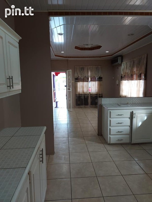 Chaguanas 3 Bedroom Unfurnished House-6