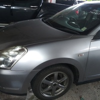 Nissan Sylphy, 2014, PDC