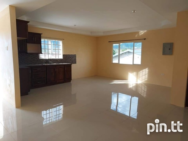 TRINCITY UNFURNISHED APARTMENT WITH 2 BEDROOMS-1