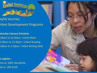 Infant Literacy Support