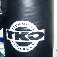 50lb Technical Knockout Hanging Boxing Bag