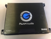 Planet Audio 1600 watt amplifier