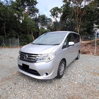 Nissan Serena, 2016, PDY