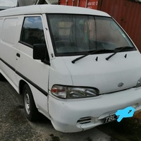 Hyundai H100 Panel Van