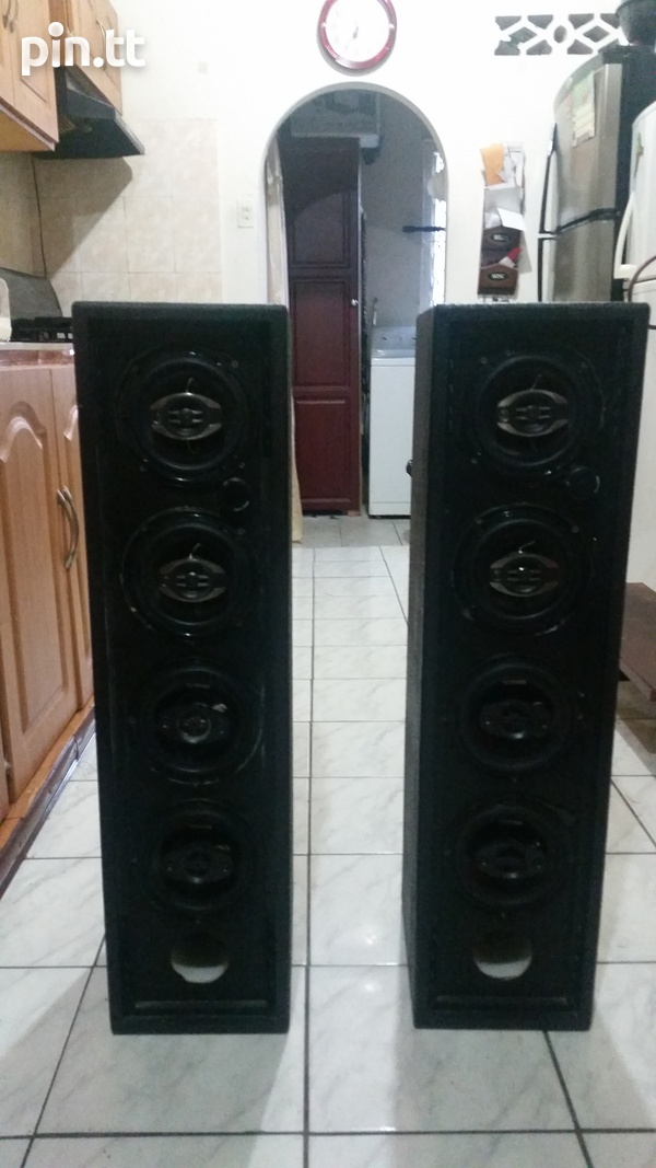 Tower speakers built to specs-2