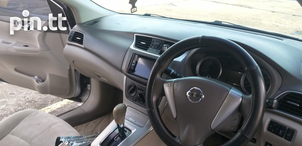 Nissan Sylphy, 2016, PDW-5