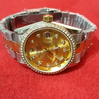 Rolex Watch 38mm Mens/Womens