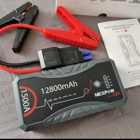 NEXPOW Jump Starter, 1500A Peak for 7L Gasoline and 5.5 Diesel Engines