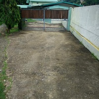 Pressure washing and grass cutting