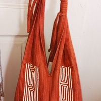 Fabric Tote Hand Bag