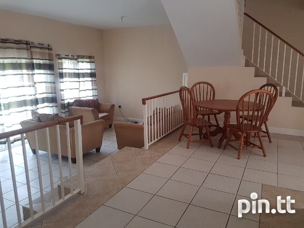 Furnished 3 bedroom townhouse-4