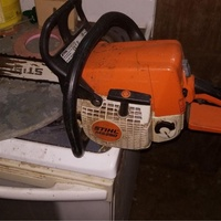 Ms250 20 inch chainsaw