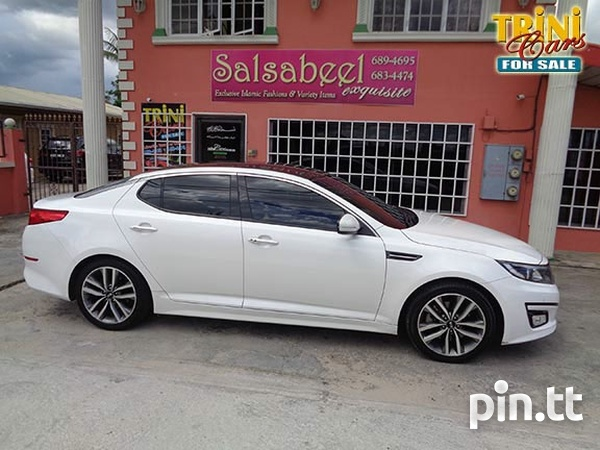 Kia Optima, 2014, PDE-1