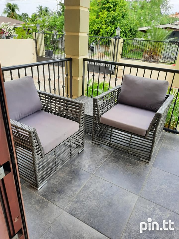 Orchid Gardens Chaguanas Furnished 1 Bedroom Apartment-2