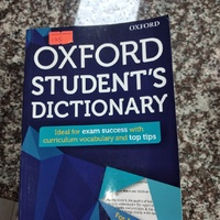 Oxford dictionary for secondary school