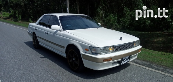 Nissan Laurel, 2000, PDB-1