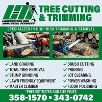 Tree cutting and trimming