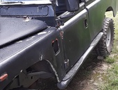 Land Rover Defender, 1989, TAK