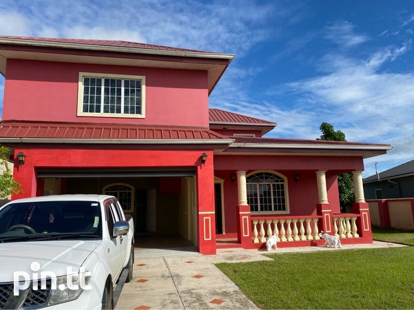 3 Bedroom House - Carapichaima-1