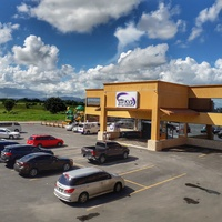 Fast food, Bakery, Gym spaces at St. Helena Mall with Supermarket
