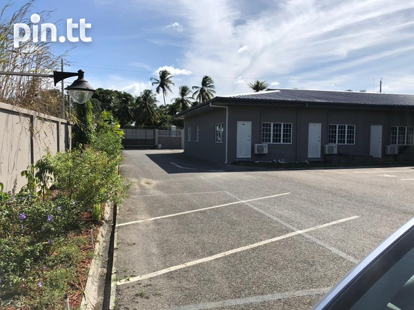 CHAGUANAS UNFURNISHED 2 BEDROOM APARTMENT-14