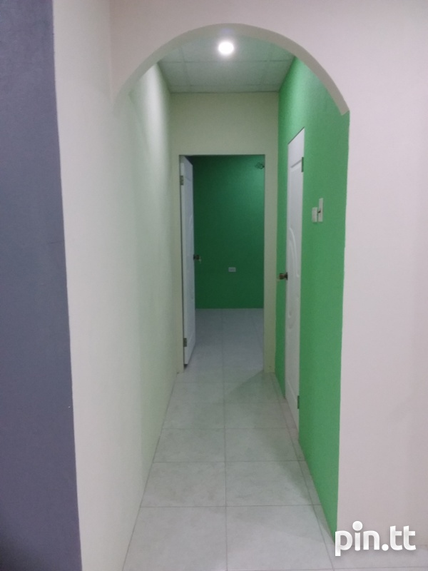 One Bedroom, Unfurnished Apartment, St. Croix Ext. Rd, Barrackpore-3