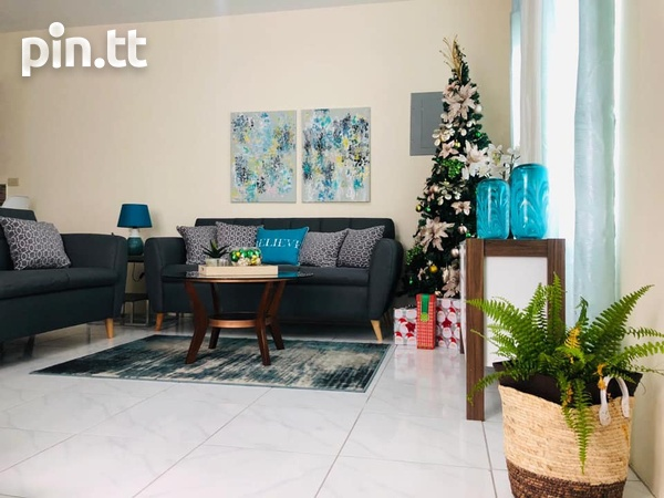 Temple View, Arima 3 Bedroom Townhouse-4