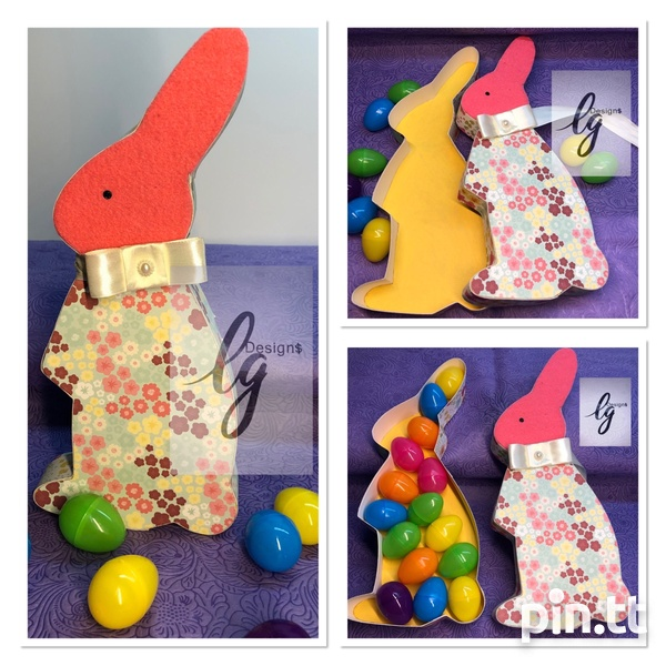 Easter Cupcake/ Treat Boxes-3