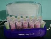 Conair 20 pieces multi-sized rollers kit