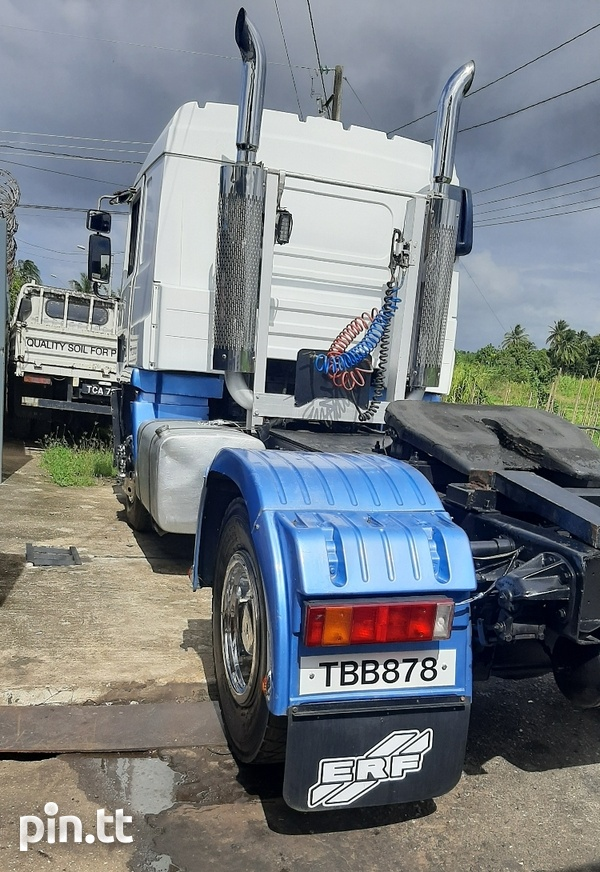 ERF Truck and Trailer-3