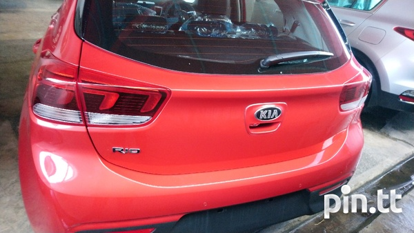 Kia Rio, 2020, NEW (NOT ROLL ON ROLL OFF)-2