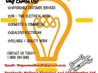 Electrical and all construction needs