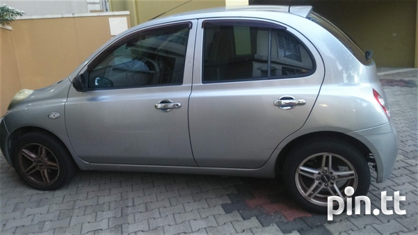 Nissan March, 2010, PDK-3