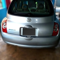 Nissan March, 2010, PCP