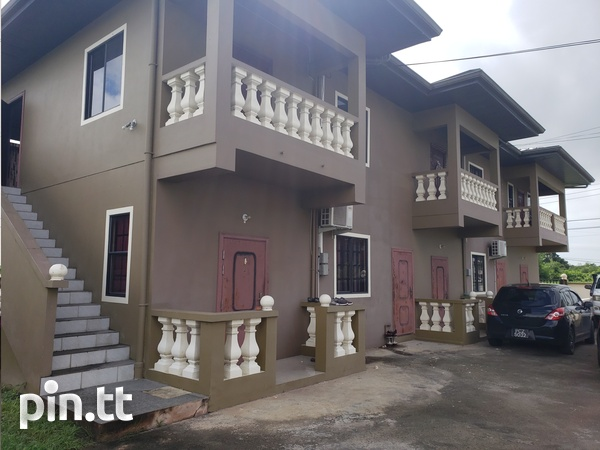 COUVA UNFURNISHED GROUND FLOOR APARTMENT-1