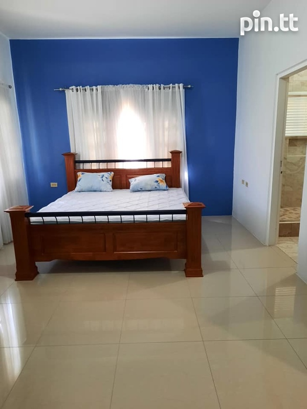 Savannah Drive Trincity Furnished 2 Bedroom Upstairs Apartment-8