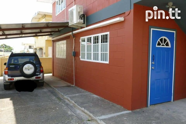 2 bedroom unfurnished apartment in Tunapuna Town-1