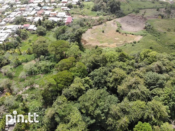 SANGRE GRANDE 2 ACRES OF LAND WITH APPROVAL FOR TOWNHOUSES-6
