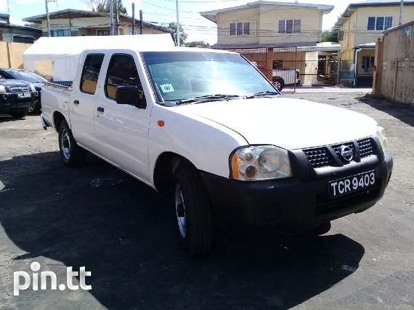 Nissan Frontier, 2009, TCR-1