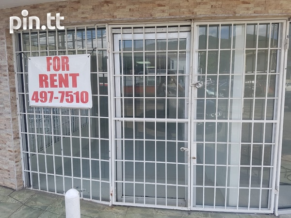 Prime Commercial Space on St Augustine Eastern Main Road