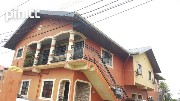 COSY 1 BEDROOM UNFURNISHED APARTMENT KELLY VILLAGE CARONI-1