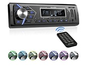 Bluetooth Car Deck with Remote