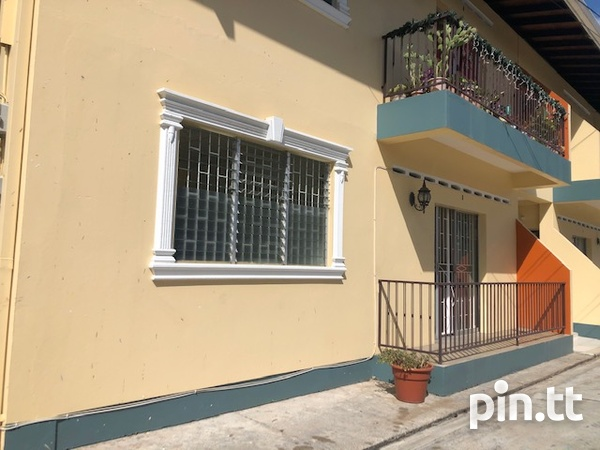 Diego Martin Unfurnished Apartment with 2 Bedrooms-1