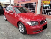 BMW 1-Series, 2012, PDN