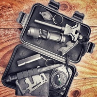 Tactical Emergency Kit 350 Lumen XML Q5