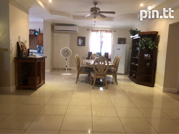 Cunupia house with 4 bedrooms-2