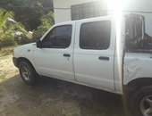 Nissan Frontier, 2002, TBY